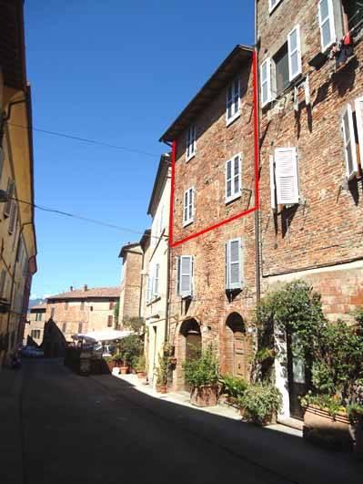 Appartamento Indipendente su Due Piani a Città della Pieve
